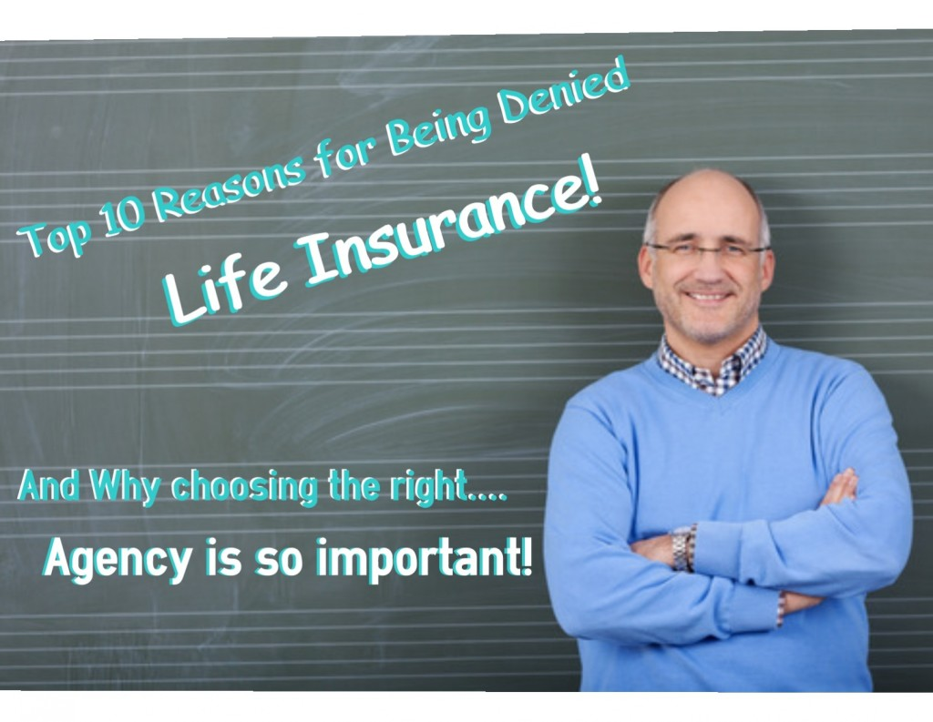 Declined for Life insurance-Top 10 Reasons with Helpful Tips