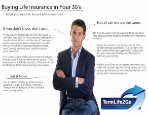 Life insurance 34 year old