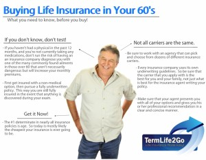 Life insurance 60 year old