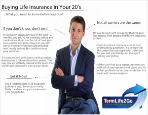 Life insurance 20 year old